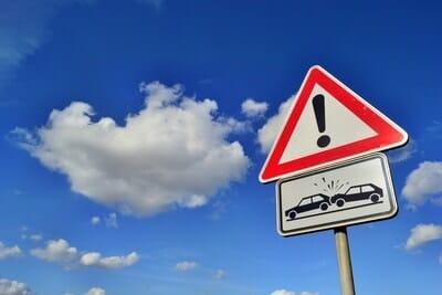 Verkehrsunfall mit ausländischem Fahrer