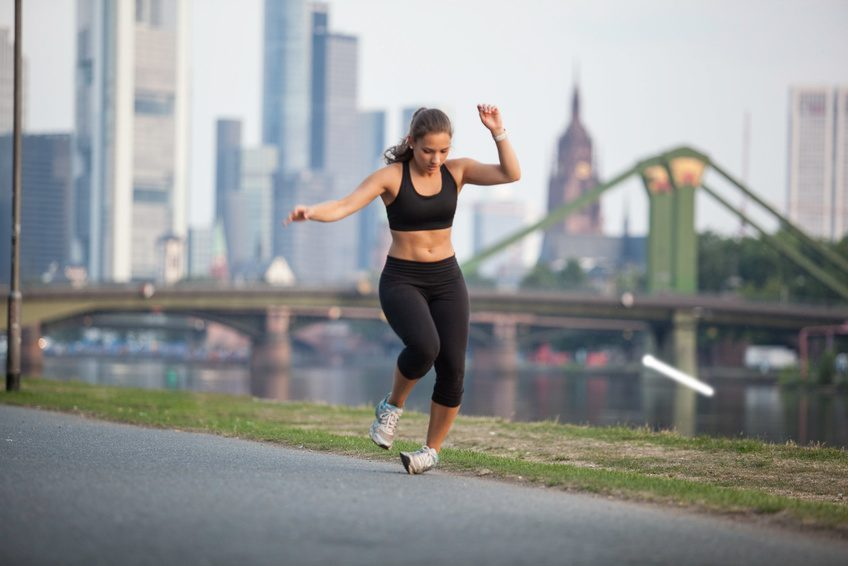 Sportunfälle: Eigenbewegung