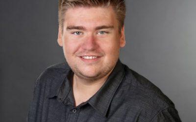 Moritz Liebeck ist unser neuer Auszubildender