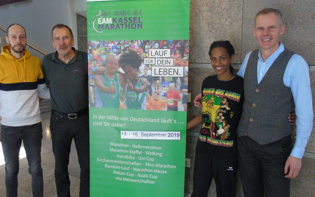Kassel-Marathon 2019 – wir sind dabei